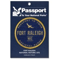 Fort Raleigh Passport Patch
