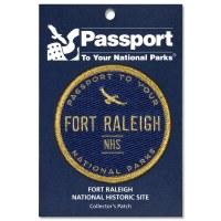 Fort Raleigh Passport Patch