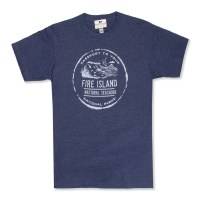 Fire Island Passport Tee