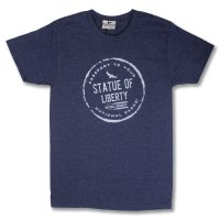 Statue Of Liberty Passport Tee