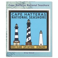Cape Hatteras Lighthouse Decal