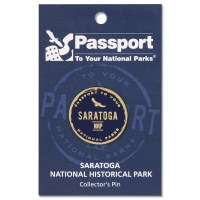 Saratoga Passport Pin