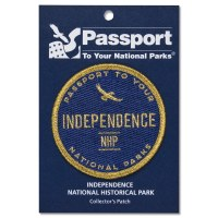 Independence Passport Patch