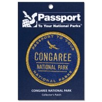 Congaree Passport Patch