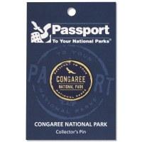Congaree Passport Pin