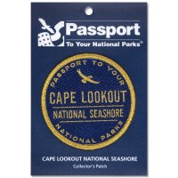 Cape Lookout Passport Patch