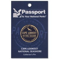 Cape Lookout Passport Pin