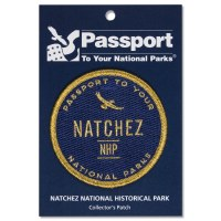 Natchez Passport Patch