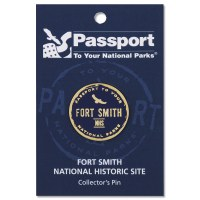 Fort Smith Passport Pin