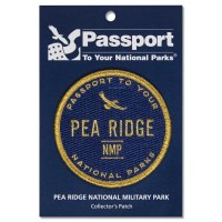 Pea Ridge Passport Patch