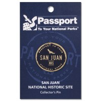 San Juan Passport Pin