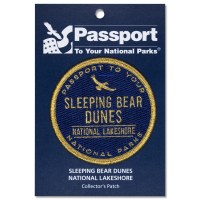Sleeping Bear Passport Patch