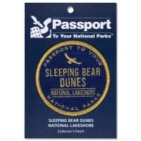 Sleeping Bear Passport Patch