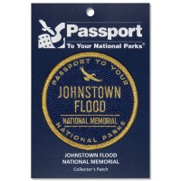 Johnstown Flood Passport Patch