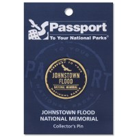 Johnstown Flood Passport Pin