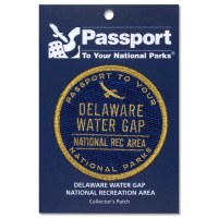 Delaware Water Gap Passport Patch