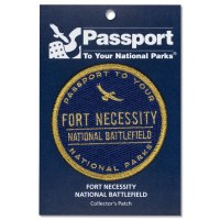 Fort Necessity Passport Patch