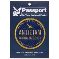 Antietam Passport Patch
