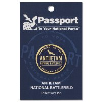 Antietam Passport Pin