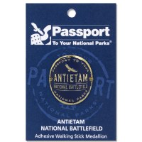 Antietam Passport Hiking Medallion