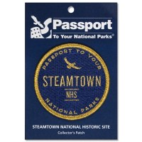 Steamtown Passport Patch