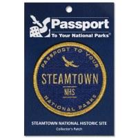 Steamtown Passport Patch