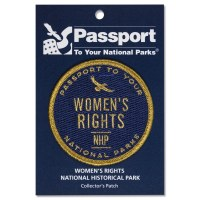 Women's Rights Passport Patch