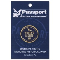 Women's Rights Passport Pin