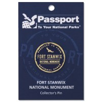 Fort Stanwix passport Pin