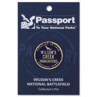 Wilson's Creek Passport Pin