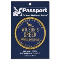 Wilson's Creek Passport Patch