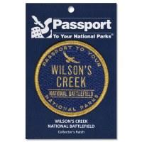 Wilson's Creek Passport Patch