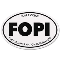 Fort Pickens Vinyl Decal