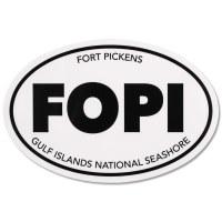 Fort Pickens Vinyl Decal