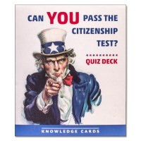 Citizenship Knowledge Card Game