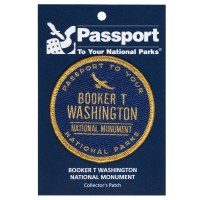 Booker T. Washington passport Patch