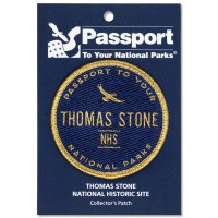 Thomas Stone Passport Patch