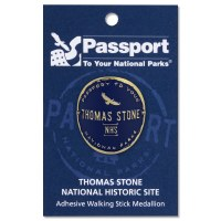Thomas Stone Passport Hiking Medallion