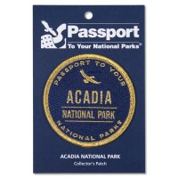 Acadia Passport Patch