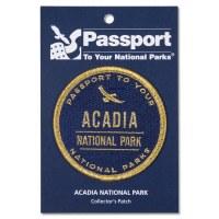 Acadia Passport Patch