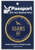 Adams Passport Patch