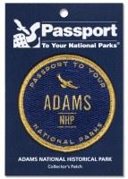 Adams Passport Patch