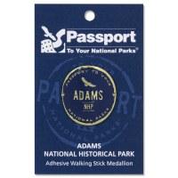 Adams Passport Hiking Medallion
