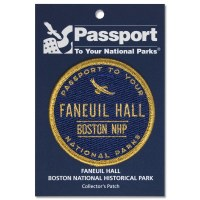 Faneuil Hall Passport Patch