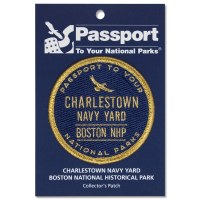 Charlestown Navy Yard Passport Patch