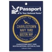 Charlestown Navy Yard Passport Patch