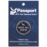 Faneuil Hall Passport Pin