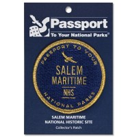 Salem Maritime Passport Patch