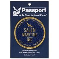 Salem Maritime Passport Patch