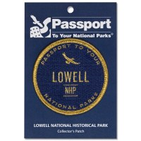 Lowell Passport Patch